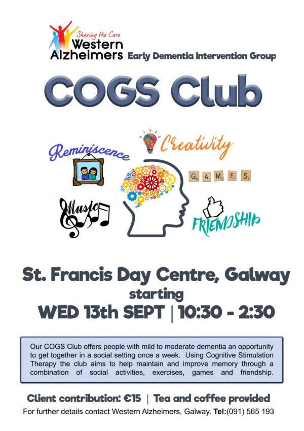 Galway COGS Club Poster